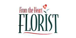 From the Heart Florist Logo
