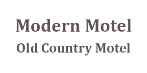 Modern Motel /Old Country Motel Logo
